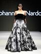 Johanna DiNardo_finale_striated floral brocade embellished gown