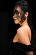 Johanna DiNardo_metallic lace veil detail
