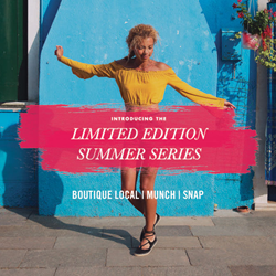 Contiki Limited Edition Summer Series