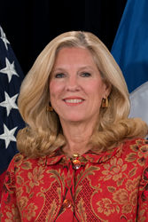 Under Secretary Suzanne Spaulding