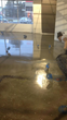 Only 3 hours after installing PENETRON's vapor mitigation system, the floors were leveled with LEVELINE 15, a self-leveling underlayment that's ideal for interior applications like the Verizon stores.