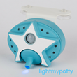 Light My Potty's universal, compact & charming design