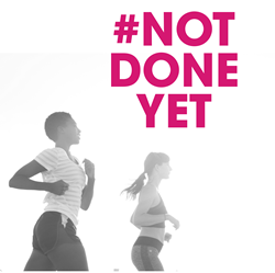 Bright Pink is #NotDoneYet until all women have access to breast and ovarian health education.