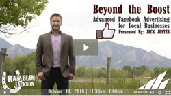 Beyond the Boost: Advanced Facebook Advertising Workshop for Local Businesses