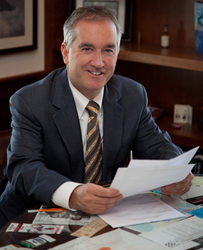 Indianapolis Personal Injury Attorney, Charlie Ward