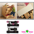BabyKeeps Releases Its Newest Childproofing Product - Premium Anti-Tip Straps for TV's and Furniture