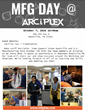 National Manufacturing Day Event Hosted at Arciplex