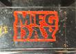 MFG Day 3D print