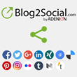 Blog2Social for WordPress Supports Professional Content Seeding