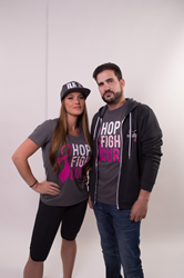 iLoveKickboxing's #KickCancersAss campaign hopes to raise awareness and funds with a limited edition merchandise collection and a BrightPink.org curated educational  effort.