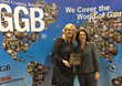 Tammy Farley with GGB COO, Becky Kingman-Gros