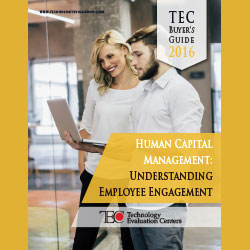 TEC launches 2016 HCM Buyer's Guide: Understanding Employee Engagement