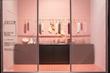 Cesar Showcased in Shop Windows of La Rinascente, Milan