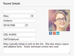 Renter Profile Picture