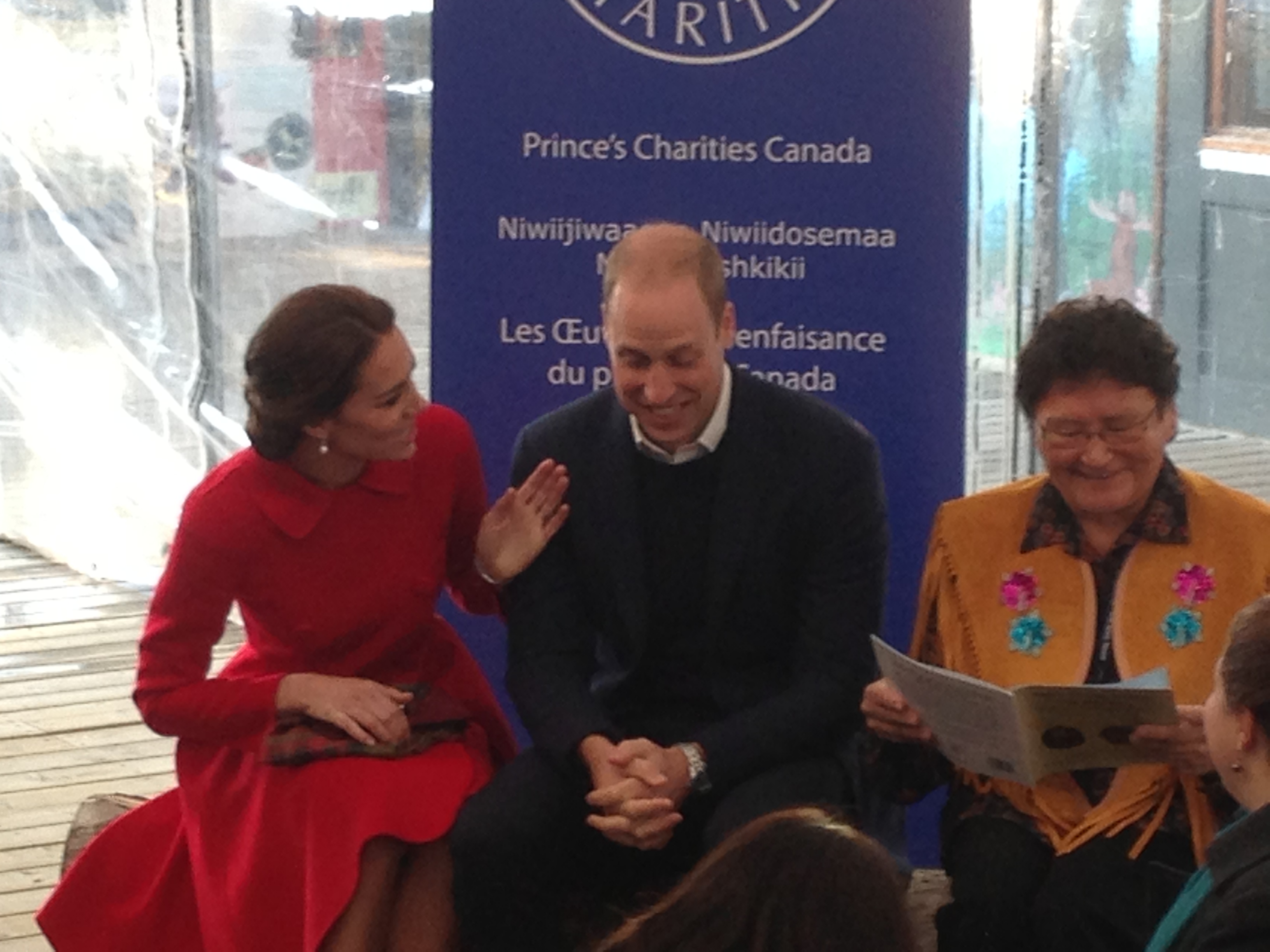 Language In 45 And 47 Stella Street: Duke And Duchess Of Cambridge Unveil First SayITFirst Book