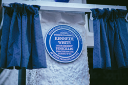 Blue Plaque at Cellar Wines 1