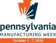 Pennsylvania Manufacturing Week Logo 2016