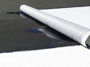 Garland S New Kee Stone 174 Thermoplastic Roof Membrane Leads