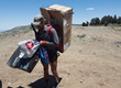 Granite Gear Sponsored Packing It Out Team Carries 721 lbs. of Trash off the Pacific Crest Trail