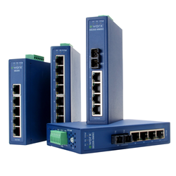 SE200 Industrial Unmanaged Ethernet Switches