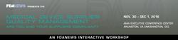 MD Supplier Quality Management Workshop