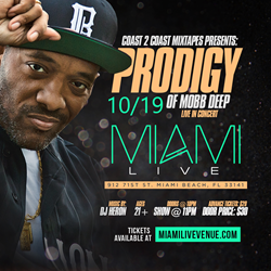 Prodigy of Mobb Deep's Commissary Kitchen Tour: Miami Edition