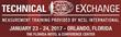 NCSL International Technical Exchange Providing Expert Measurement Training, January 23-24, 2017, The Florida Hotel & Conference Center, Orlando, Florida.