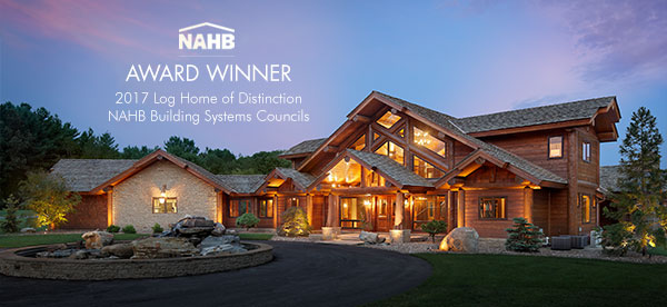The Bowling Green Residence A Handcrafted Log Home In KentuckyThe Received Of Distinction Award