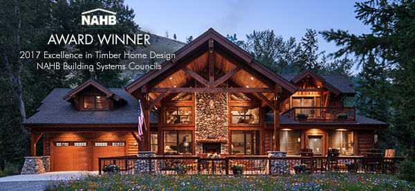 The Rock Creek Residence, Located Near Red Lodge, MontanaThe Rock Creek  Residence Received An Excellence In Timber Home Design Award ...