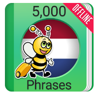 Learn Dutch 5000 Phrases App