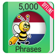 Fun Easy Learn to Update Learn Dutch 5000 Phrases App Progressively Every Month