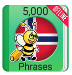 Learn Norwegian 5000 Phrases