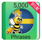 Learn Swedish 5000 Phrases