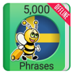 Learn Swedish 5000 Phrases App Database to Be Refreshed Every Month