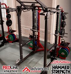 Redline Athletics - Hammer Strength Partnership