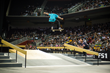 Monster Energy's Nyjah Huston Takes 2nd Place at the SLS Nike SB Super Crown World Championship in Los Angeles