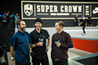 Monster Energy's Chris Cole Commentating at the SLS Nike SB Super Crown World Championship in Los Angeles