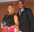 Queen Latifah, ABC Distinguished Health Advocate Honoree and Master of Ceremonies Lamman Rucker