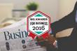 Business Intelligence Group Awards for Business Logo