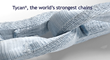 Crosby Announces Worldwide Exclusive Partnership for Tycan® High Performance Fiber Lashing Chain