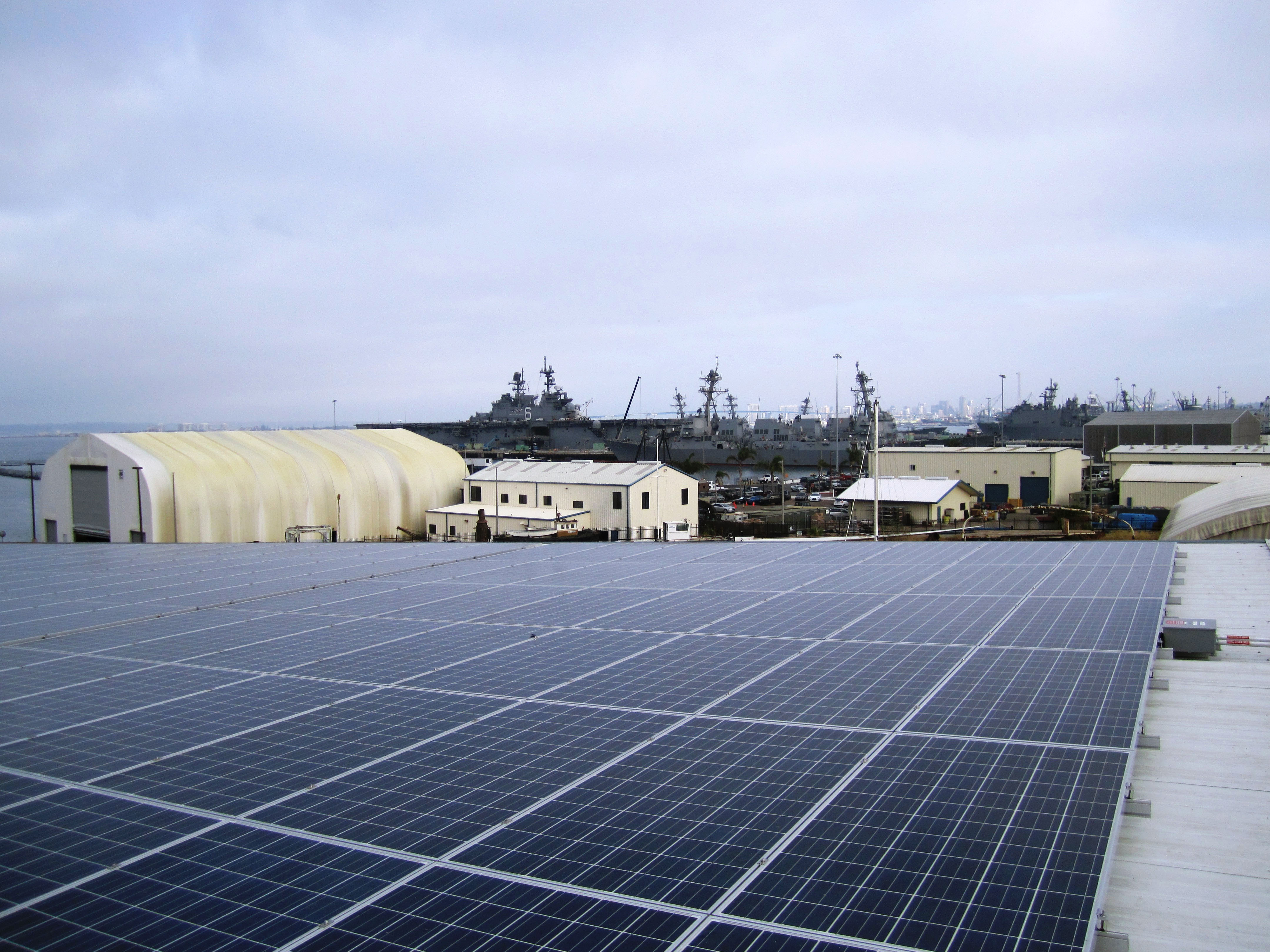Marine Group Boat Works Chooses Baker Electric Solar To