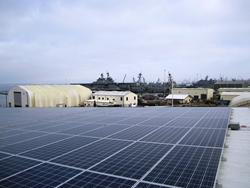 MGBW Solar Installation