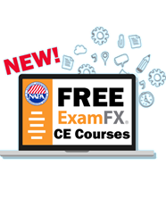 Free ExamFX CE courses for NAPA Members