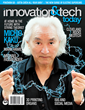 Michio Kaku Holds the Strings on the Cover of Innovation & Tech Today's Fall Issue