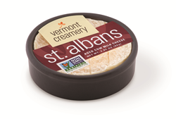 Vermont Creamery St. Albans Non-GMO cheese