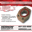 Hernon Manufacturing Releases Gasket Replacer 906 Sealant With Improved Heat and Vibration Resistance