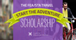 """STA Travel and the Fund for Education Abroad Launch """"Start the Adventure"""" Scholarship"""