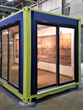 Adaptive Re-Use and Recycling: Shipping Containers with Pioneer Millworks Reclaimed Wood Unveiled as New Networking Lounge at Greenbuild International Conference and Expo
