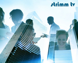 Strimm TV - Internet Television for Businesses and Organizations