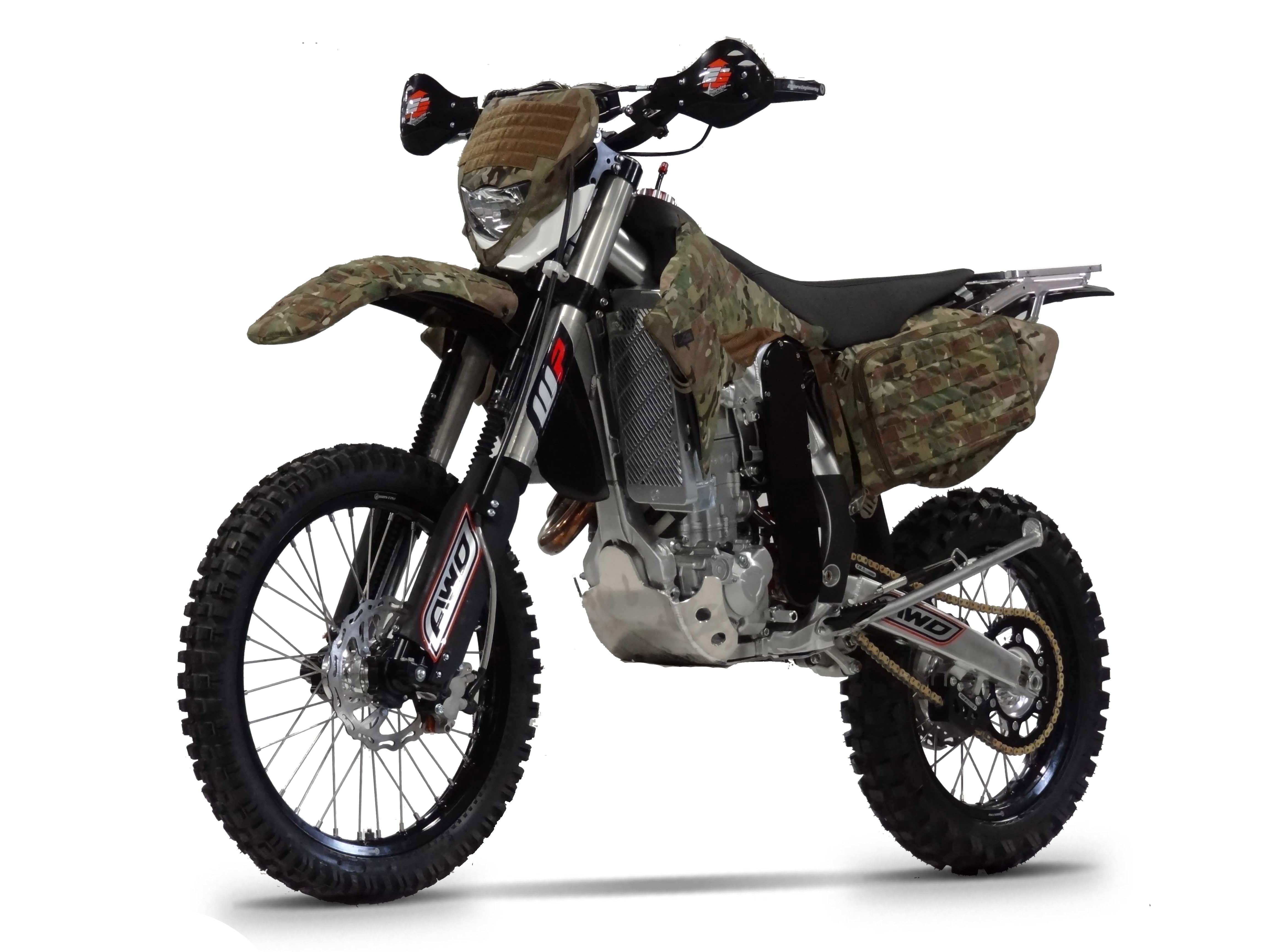 Christini All Wheel Drive Motorcycles Awarded Contract To